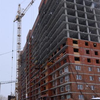 Аренда башенных кранов в Новосибирске