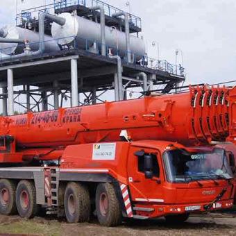 Кран 300 тонн