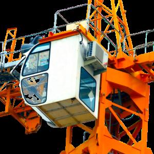Импортные башенные краны